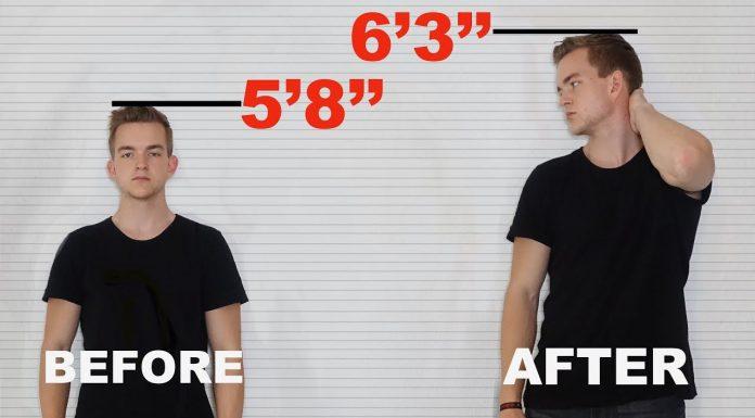 luyện tập tăng chiều cao