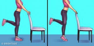 bài tập đỡ đau lưng
