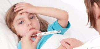 bệnh cúm ở trẻ em