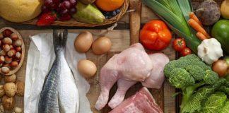 cơ thể thiếu protein