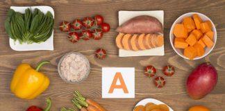 thiếu vitamin A