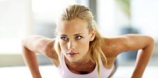 chống đẩy giảm cân