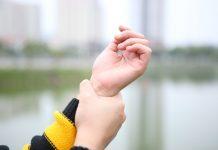 dấu hiệu bệnh qua bàn tay