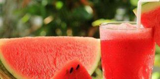 ăn dưa hấu nóng hay mát