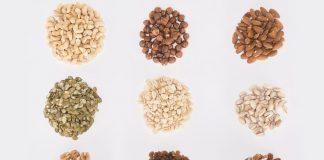 các loại hạt nhiều dinh dưỡng
