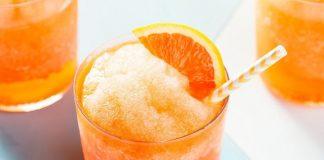 nước cam tươi