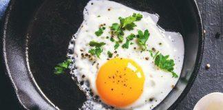 ăn trứng mỗi ngày