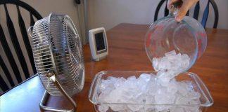 chống nóng mùa hè