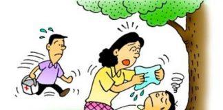 cách chống say nắng