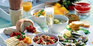ăn sáng để giảm cân