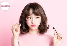 Milky Dress Barbie make Mascara