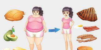 sai lầm về giảm cân