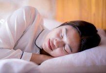 thói quen xấu khi ngủ