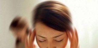 chóng mặt ù tai