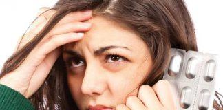dấu hiệu đau đầu