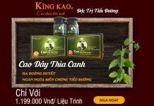 cao dây thìa canh King Kao