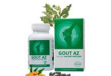 điều trị bệnh gout hiệu quả