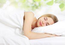 giấc ngủ tốt